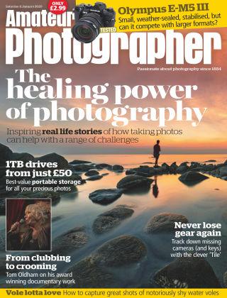 Amateur Photographer Jan 11 2020