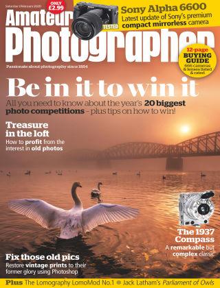 Amateur Photographer Feb 1 2020