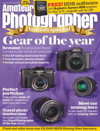 Amateur Photographer Feb 29 2020