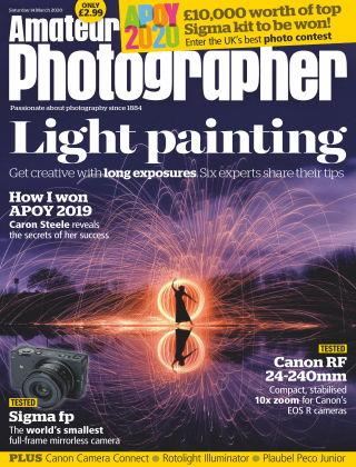 Amateur Photographer Mar 14 2020