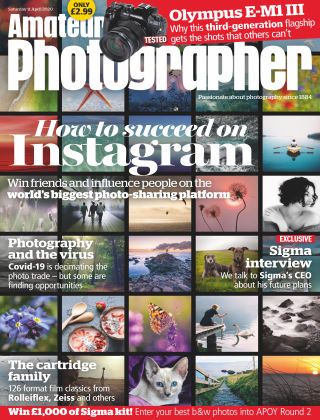 Amateur Photographer Apr 11 2020