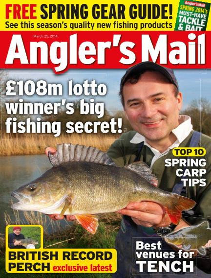 Angler's Mail April 01, 2014 00:00