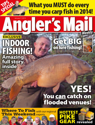 Angler's Mail 7th January 2014