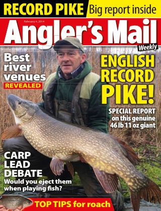 Angler's Mail 4 February 2014