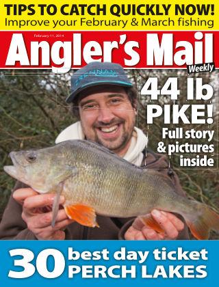 Angler's Mail 11 February 2014