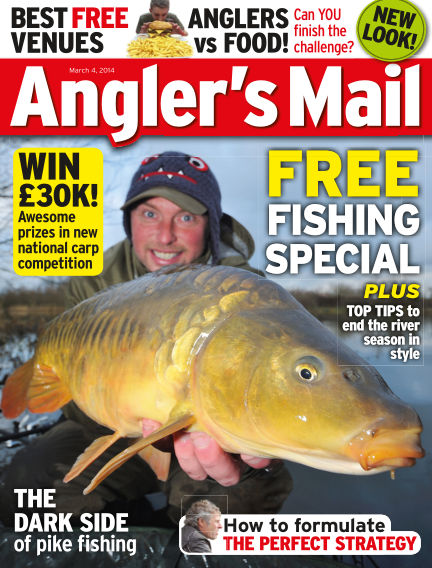 Angler's Mail March 11, 2014 00:00