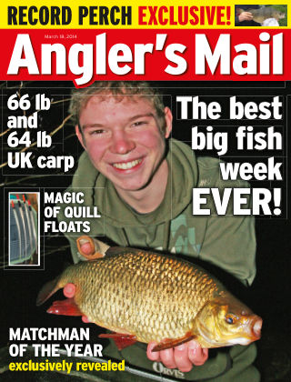 Angler's Mail 18 March 2014