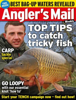 Angler's Mail April 1, 2014