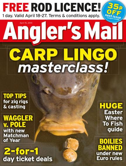 Angler's Mail April 22, 2014 00:00