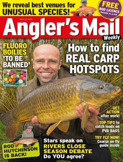 Angler's Mail April 29, 2014 00:00