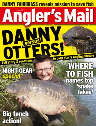 Angler's Mail 6th May 2014