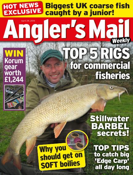Angler's Mail May 06, 2014 00:00