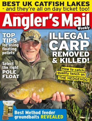 Angler's Mail 27th May 2014