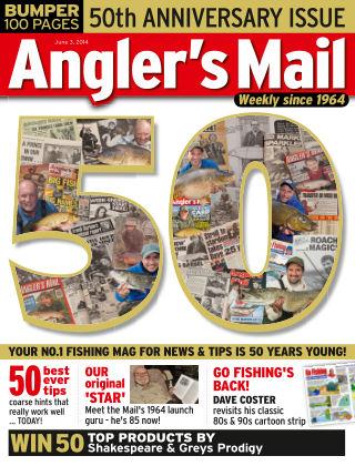 Angler's Mail 3rd June 2014