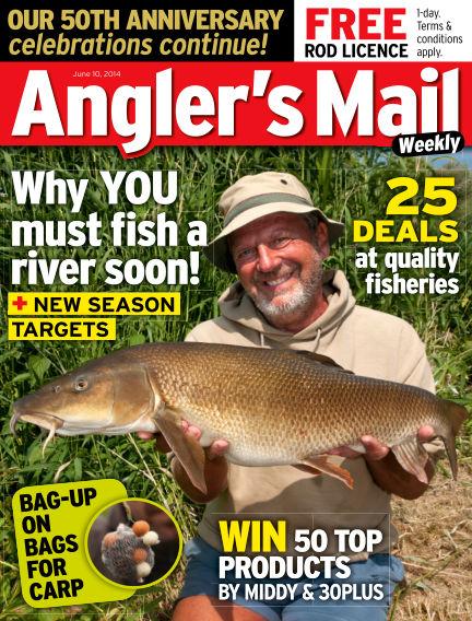 Angler's Mail June 17, 2014 00:00