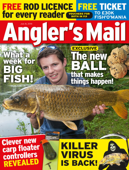 Angler's Mail July 15, 2014 00:00