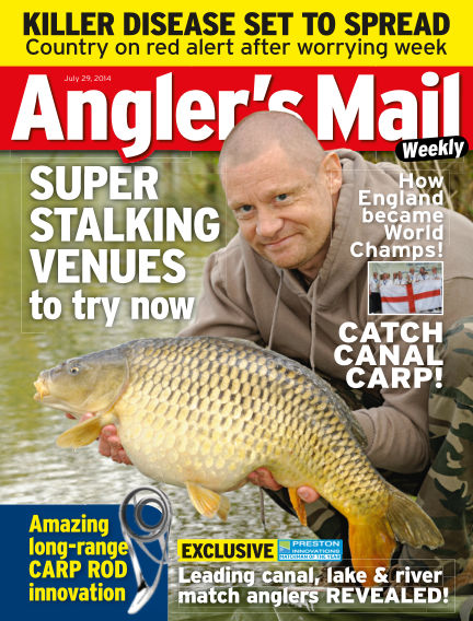 Angler's Mail August 05, 2014 00:00