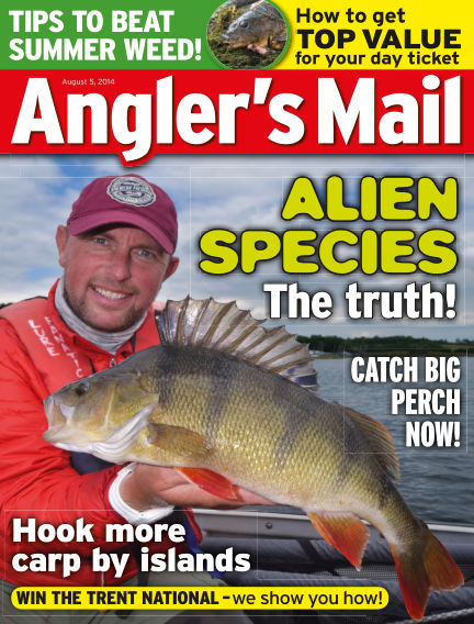 Angler's Mail August 12, 2014 00:00