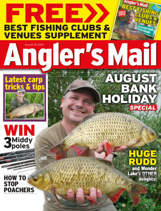 Angler's Mail 19th August 2014
