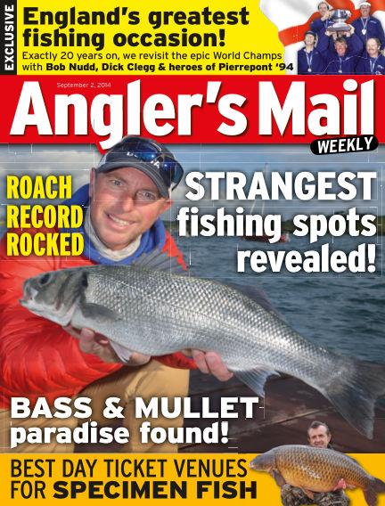 Angler's Mail September 09, 2014 00:00