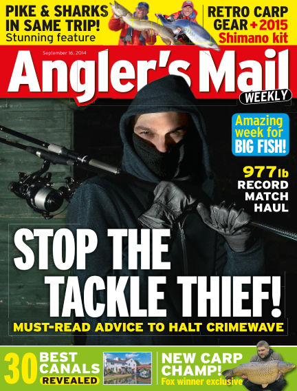 Angler's Mail September 23, 2014 00:00