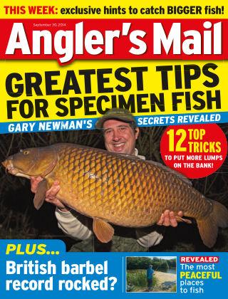 Angler's Mail 30th September 2014