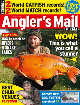 Angler's Mail 7th October 2014