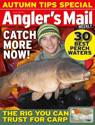 Angler's Mail 28th October 2014