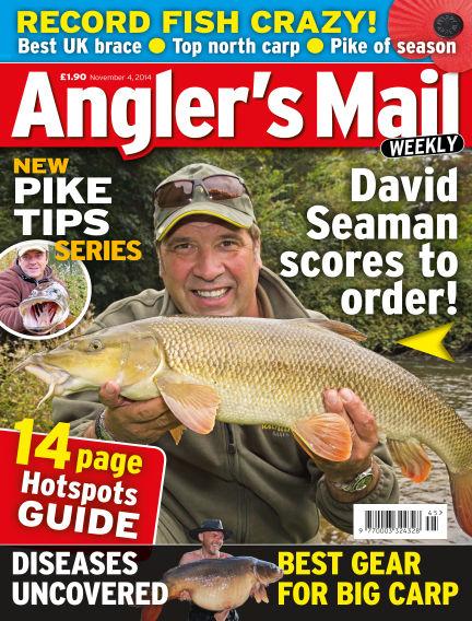 Angler's Mail November 11, 2014 00:00