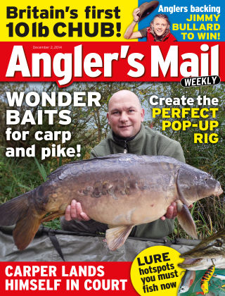 Angler's Mail 2nd December 2014