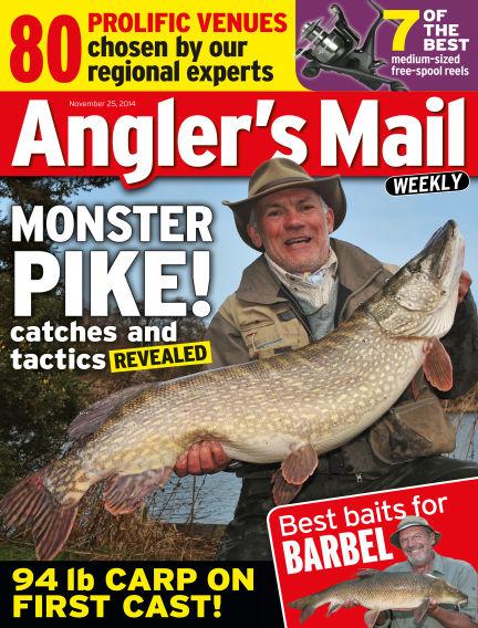 Angler's Mail December 02, 2014 00:00