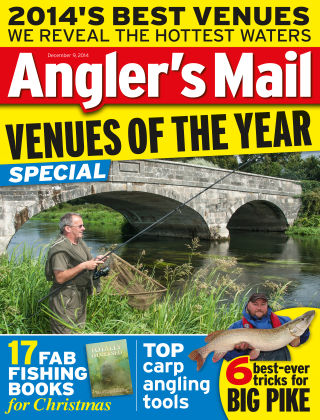 Angler's Mail 9th December 2014