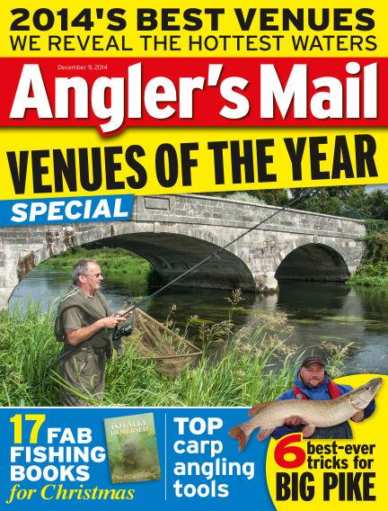 Angler's Mail December 16, 2014 00:00