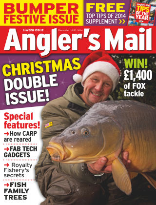 Angler's Mail 16th December 2014