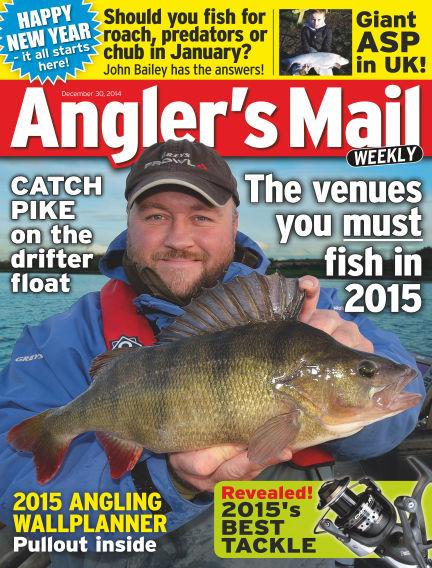 Angler's Mail January 06, 2015 00:00