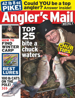Angler's Mail 14th February 2015