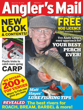 Angler's Mail 24th March 2015