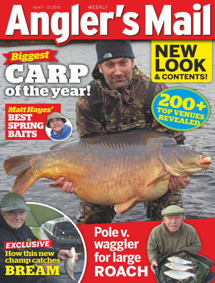 Angler's Mail April 14, 2015 00:00