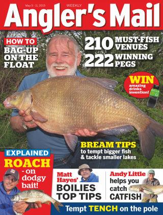 Angler's Mail 05th May 2015