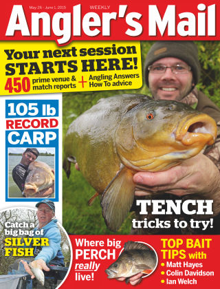Angler's Mail 26th May 2015