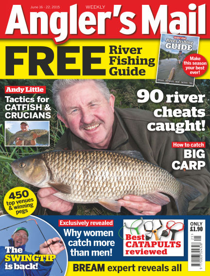 Angler's Mail June 23, 2015 00:00
