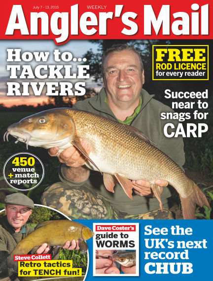 Angler's Mail July 14, 2015 00:00