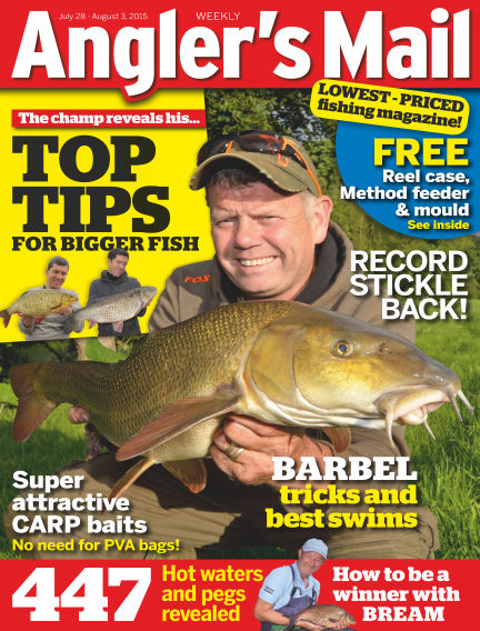Angler's Mail August 04, 2015 00:00