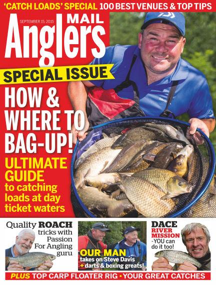 Angler's Mail September 22, 2015 00:00