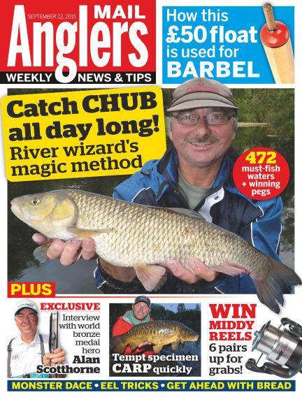 Angler's Mail September 29, 2015 00:00