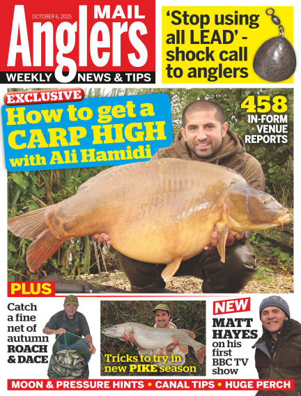Angler's Mail October 13, 2015 00:00