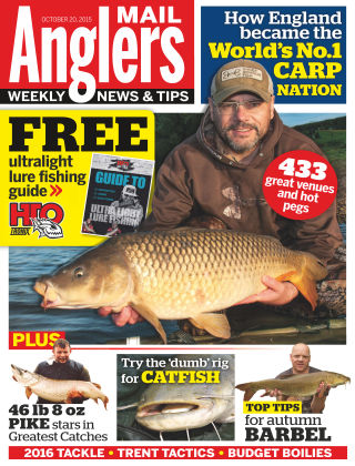 Angler's Mail 20th October 2015