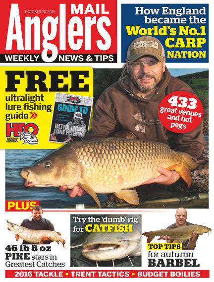 Angler's Mail October 27, 2015 00:00