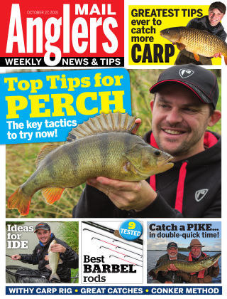 Angler's Mail 27th October 2015