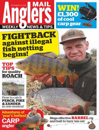 Angler's Mail 10th November 2015